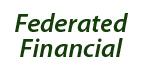 Federated Financial Logob