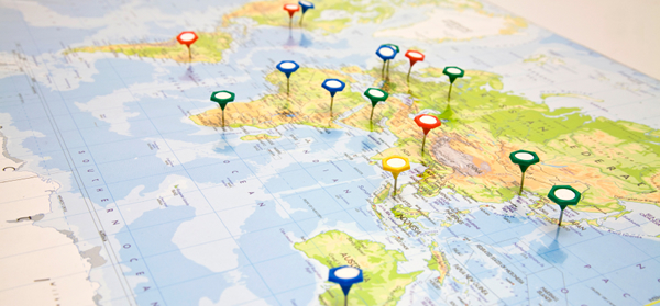 map pins marketing google