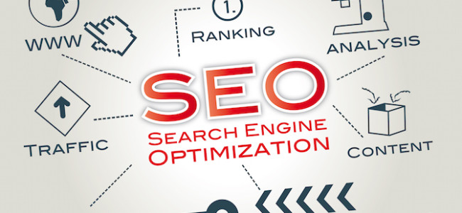 SEO, keywords, english