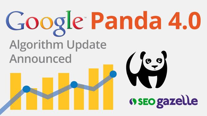 4.0 Panda Update