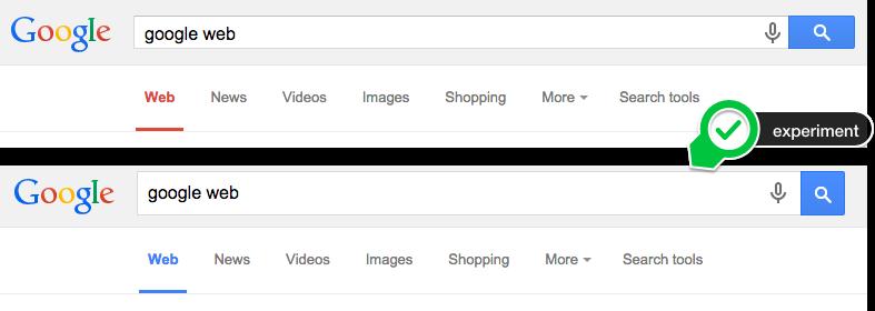 seo menu blue navigation google links