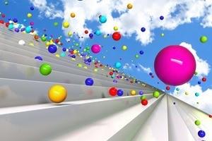 Bouncing-balls
